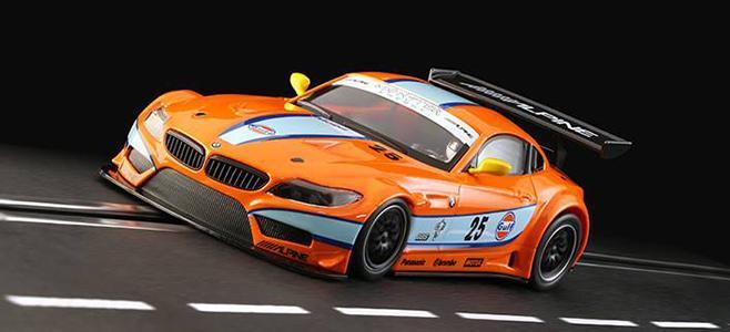 BMW Z4 GT3 GULF NSR