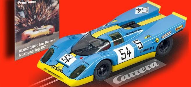PORSCHE 917K GESIPA CARRERA