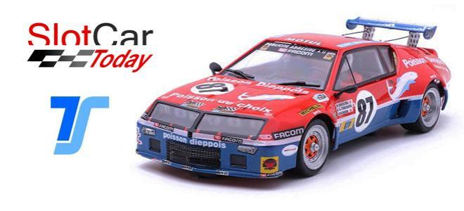 ALPINE A310 TEAM SLOT - SLOTCAR TODAY
