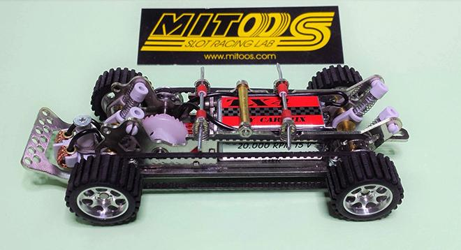 MITOOS RAID 75MM