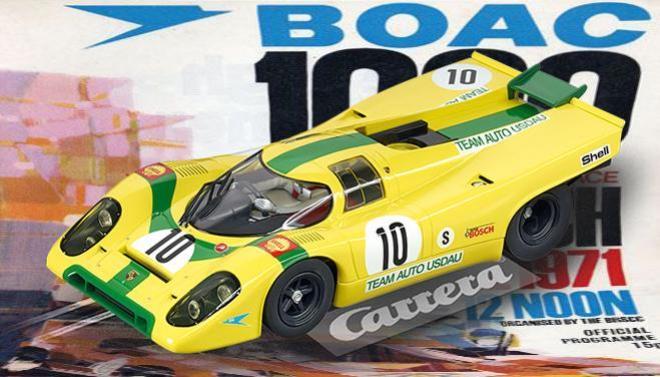 PORSCHE 917K USDAU CARRERA