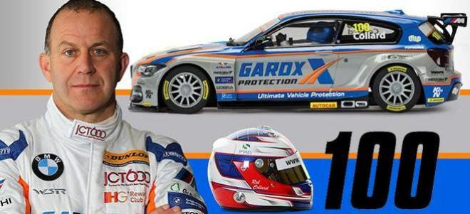 BMW 125 BTCC COLLARD SCALEXTRIC