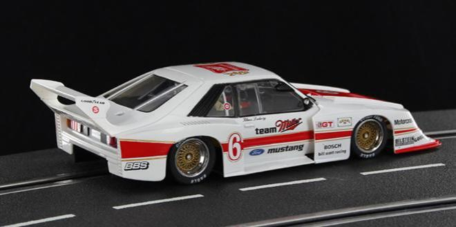 FORD MUSTANG TURBO LUDWIG SIDEWAYS