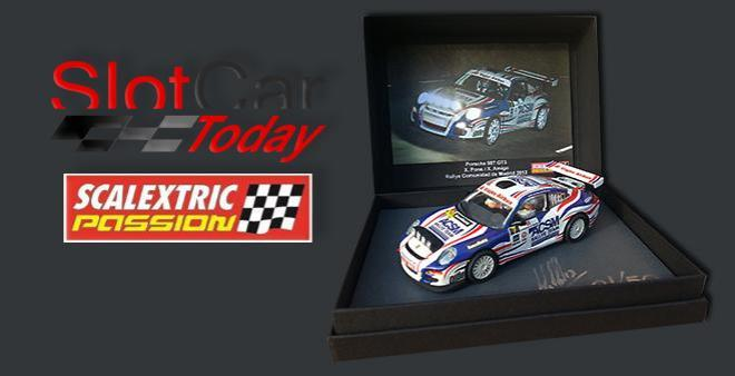 GIVE AWAY SCALEXTRIC PASSION