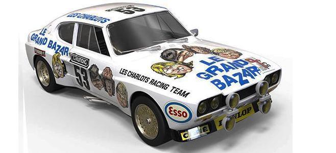 FORD CAPRI RS2600 TOUR DE FRANCE SRC OSC