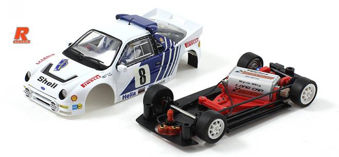 FORD RS200 SWEDEN SCALEAUTO