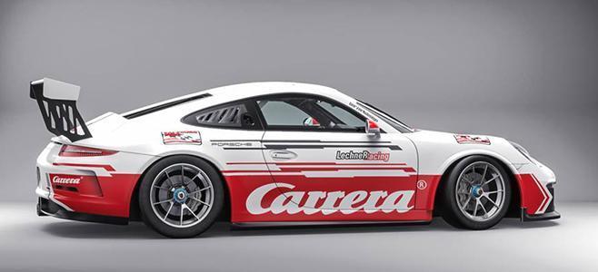 PORSCHE 911 GT3 RACE TAXI LECHNER CARRERA