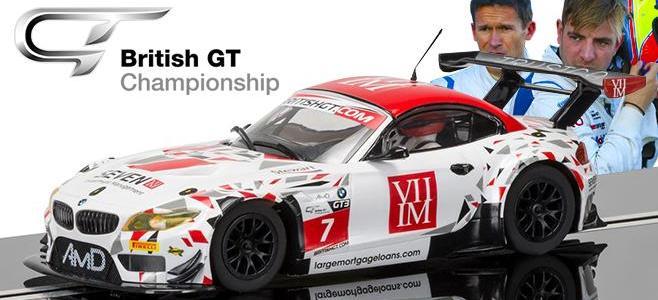 BMW Z4 GT3 AMD TUNNING