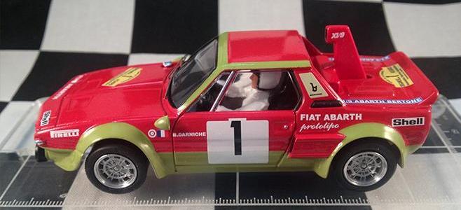 FIAT X 1/9 PROTO SLOT KIT
