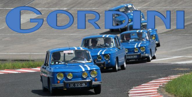 RENAULT 8 GORDINI PREVIEW BRM
