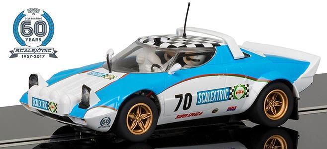 STRATOS 60TH ANNIVERSARY SCALEXTRTIC