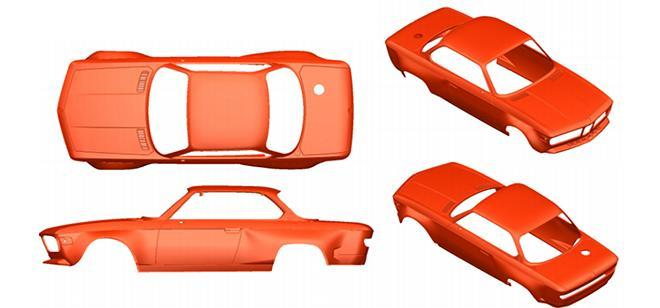 BMW 2.8 CS SRC