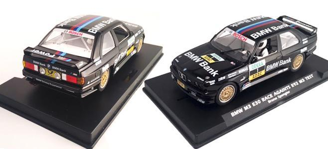 BMW M3 E30 SPENGLER SLOTWINGS