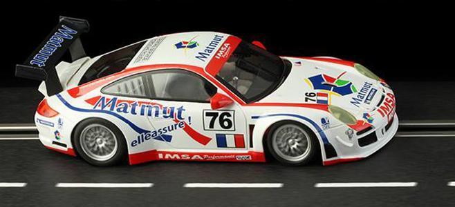PORSCHE 997 GT3 RSR NSR