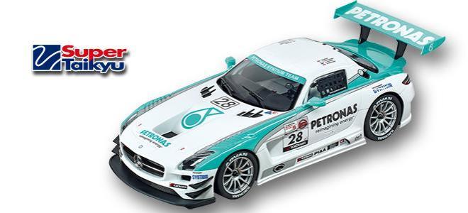 MERCEDES SLS AG GT3 PETRONAS CARRERA