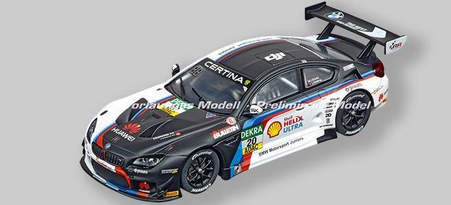 BMW M6 GT3 GTLM CARRERA PREVIEW