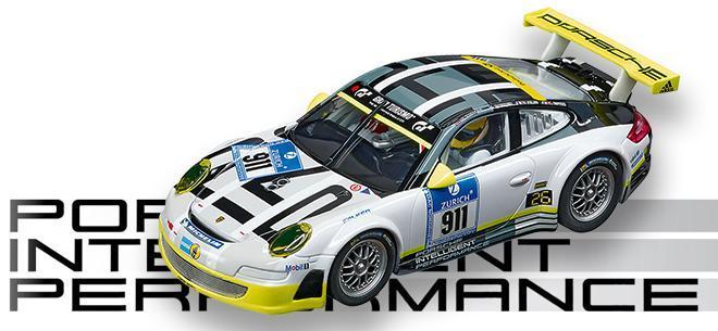 PORSCHE 911 GT3 R VLN CARRERA