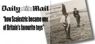 DAILY MAIL SCALEXTRIC STORY REPORT
