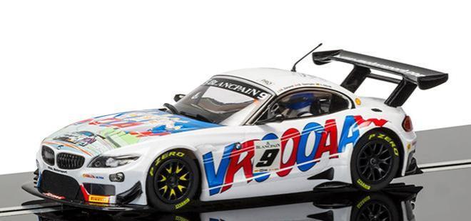 BMW Z4 GT3 VROOAAW SCALEXTRIC