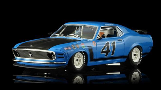 MUSCLE CAR BRM