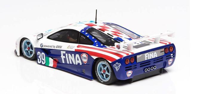 MCLAREN F1 GTR MRSLOTCAR