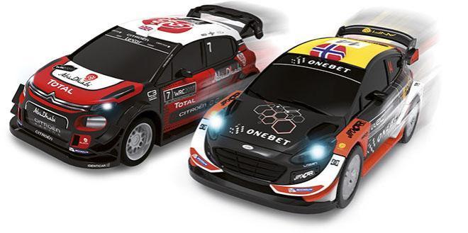 WRC SET  WRC