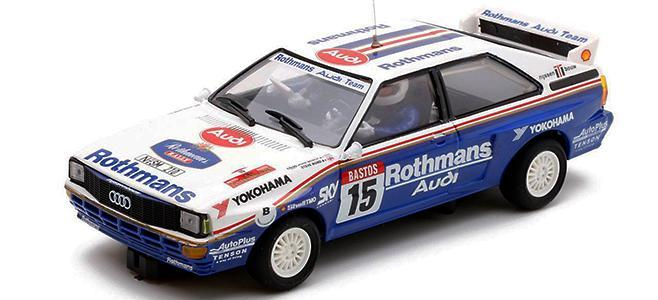 AUDI QUATTRO A2 TEAM SLOT