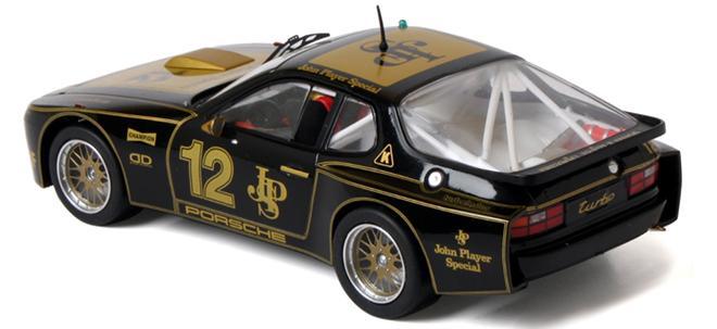 PORSCHE 924 GTR JPS FALCON