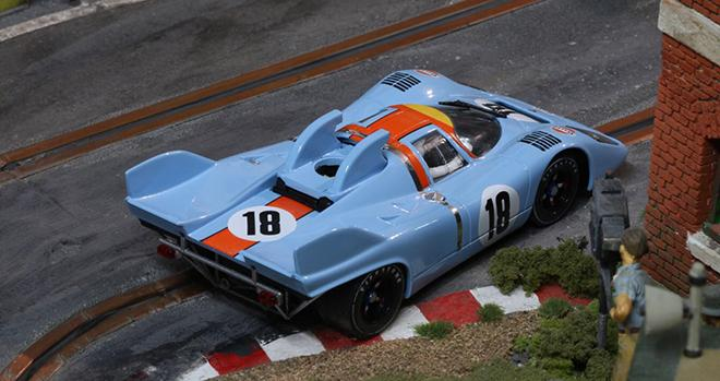 917K TEST LE MANS 1971 SLOTWINGS