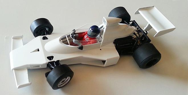 McLaren M23 Preview SRC