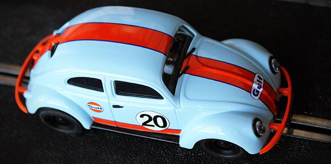 250 GTO VW BEETLE PINK KAR