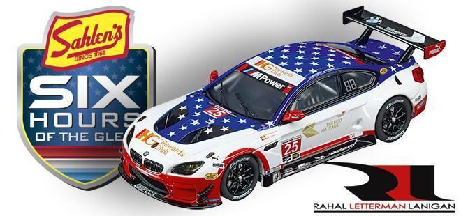 BMW M6 GT3 CARRERA RLL