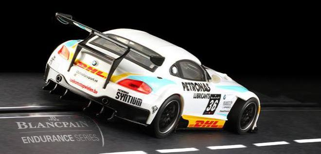 BMW Z4 GT3 SILVERSTONE NSR