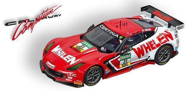 CORVETTE C7R GT3 CARRERA