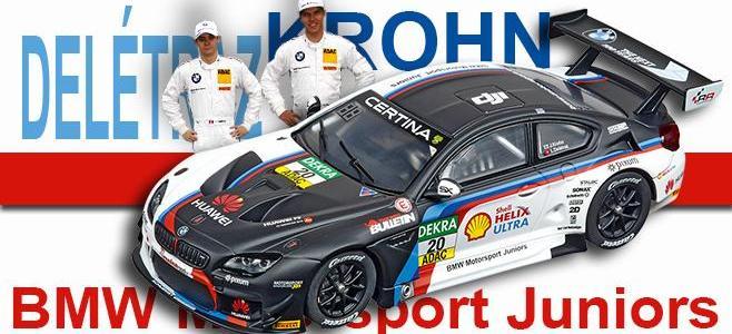 BMW M6 GT3 CARRERA