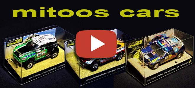MITOOS COMPLETE CARS