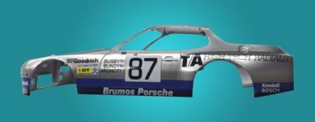 PORSCHE 924 GTR IMSA LM 1982 PREVIEW FALCON
