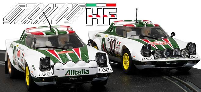 STRATOS TWIN PACK SCALEXTRIC