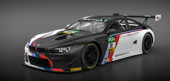 BMW GT3 SIDEWAYS PREVIEW