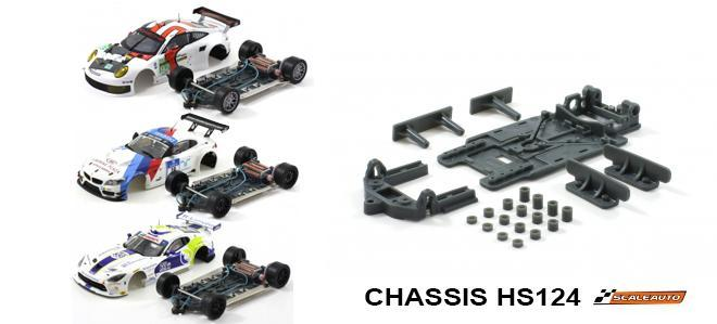 CHASSIS HS124 KIT SCALEAUTO