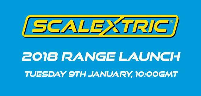 SCALEXTRIC JAN 9