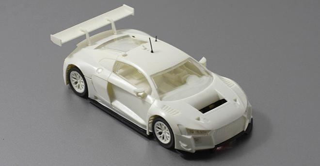 LMS GT3 WHITE KIT SCALEAUTO