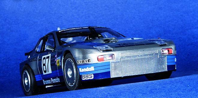 FALCON SLOT CARS PORSCHE 924 GTR BRUMOS