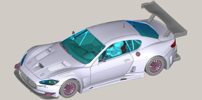 MASERATI GT3 SLOTIT