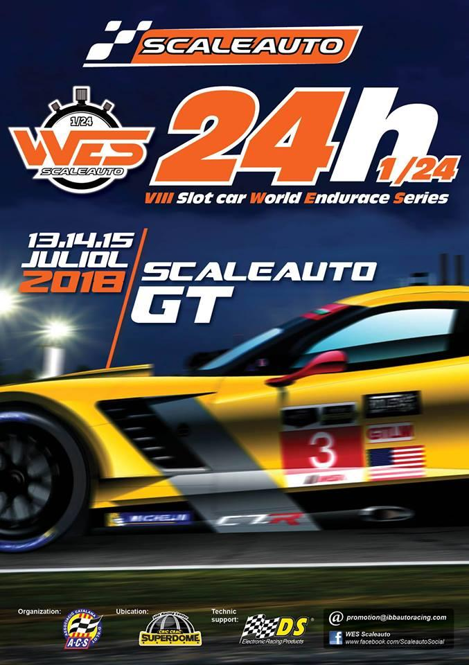 24H WES SCALEAUTO 1.24 2018
