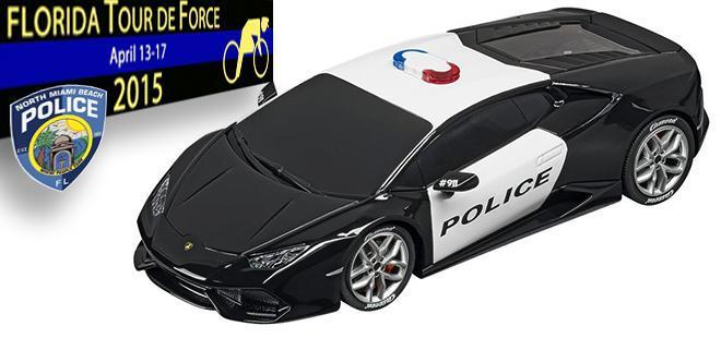 LAMBORGHINI HURACAN POLICE