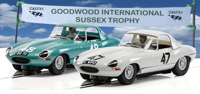 JAGUAR E TYPE LIGHTWEIGHT LEGENDS