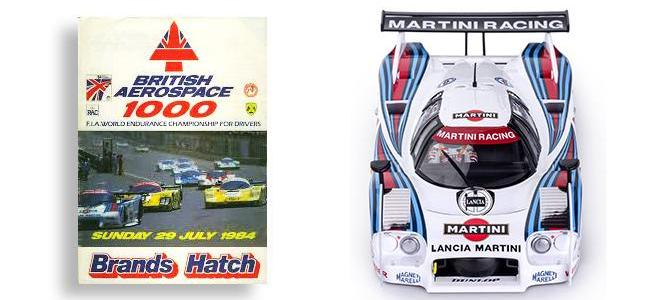 LANCIA LC2 BRANDS HATCH SLOTIT
