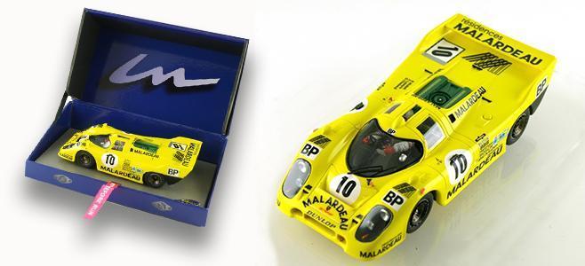 PORSCHE 917 KREMER LMM