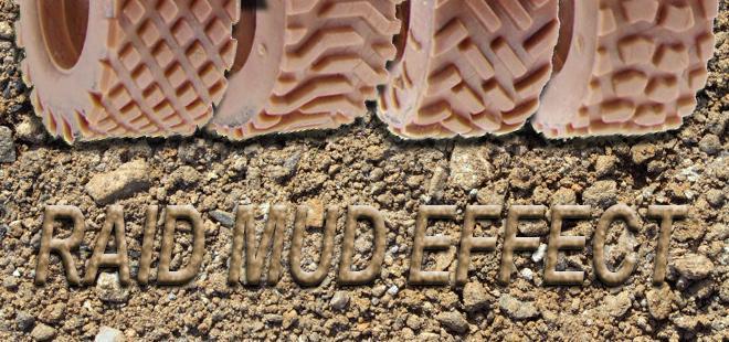 MUD EFFECT RAID TIRES